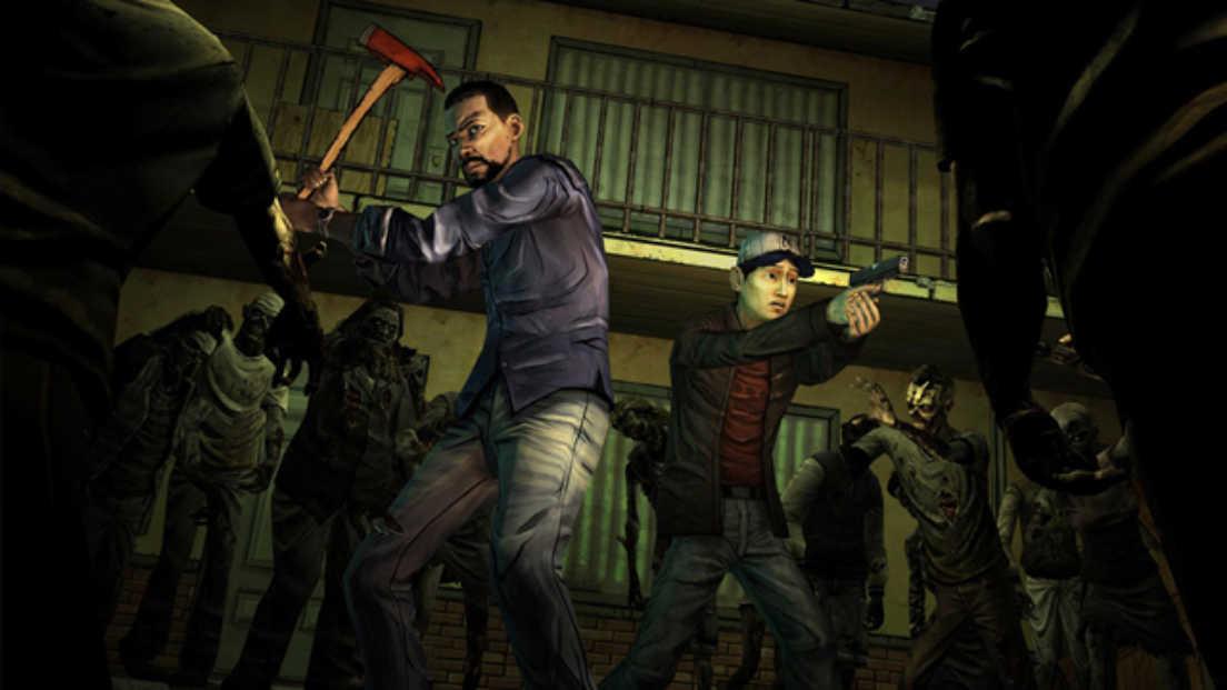 The Walking Dead: Season One screenshot 3