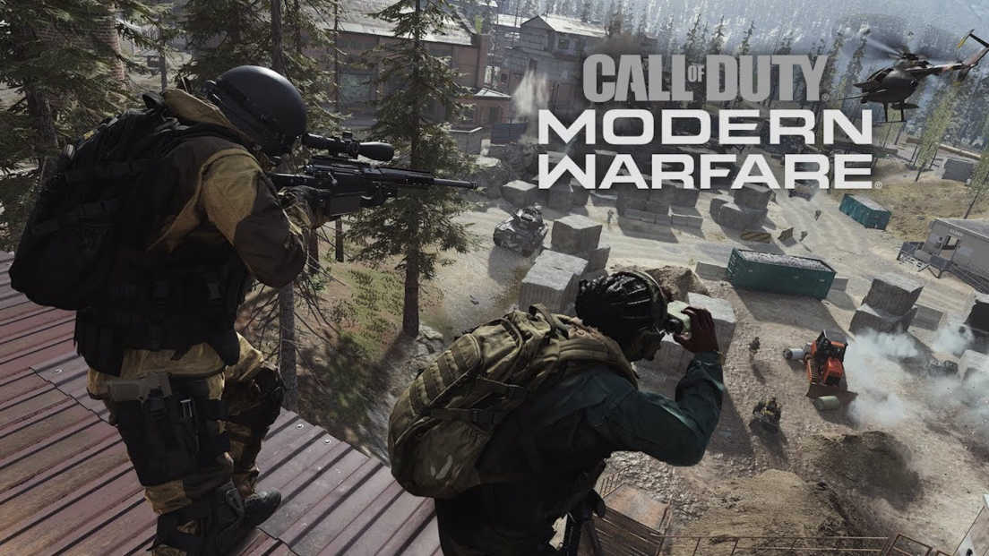 Call Of Duty: Modern Warfare screenshot 2