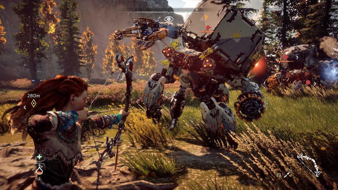 Horizon Zero Dawn screenshot 2