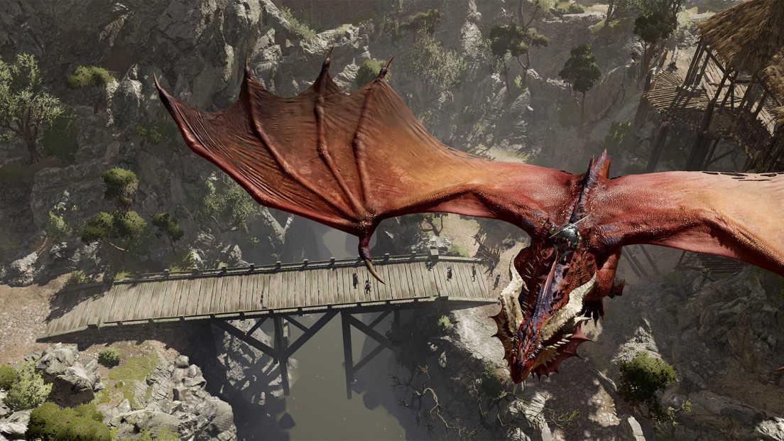 Baldur's Gate 3 screenshot 1